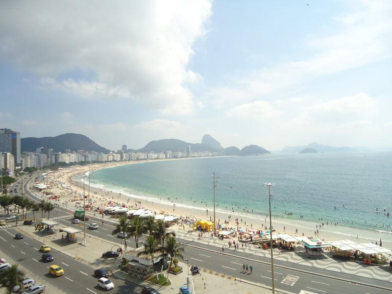 Apartamento PARA VENDA E ALUGUEL, Copacabana, Rio de Janeiro, RJ - 4022 - 1