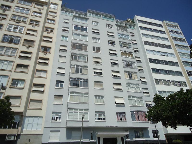 Apartamento PARA VENDA E ALUGUEL, Copacabana, Rio de Janeiro, RJ - 4022 - 3
