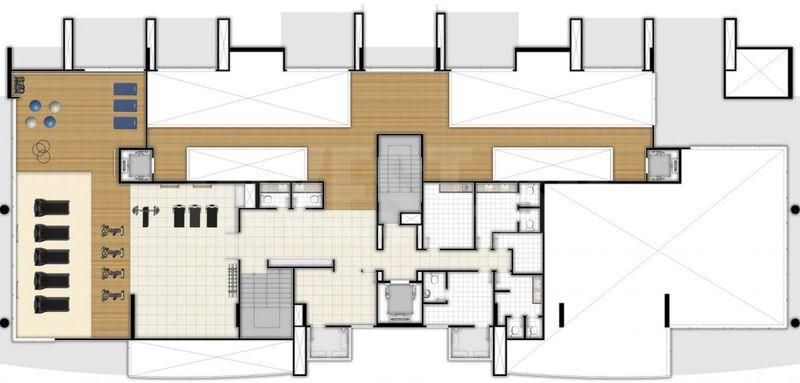 Apartamento a venda em Adrianópolis, 5 quartos - AM25001 - 15