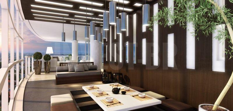 Apartamento a venda em Adrianópolis, 5 quartos - AM25001 - 1