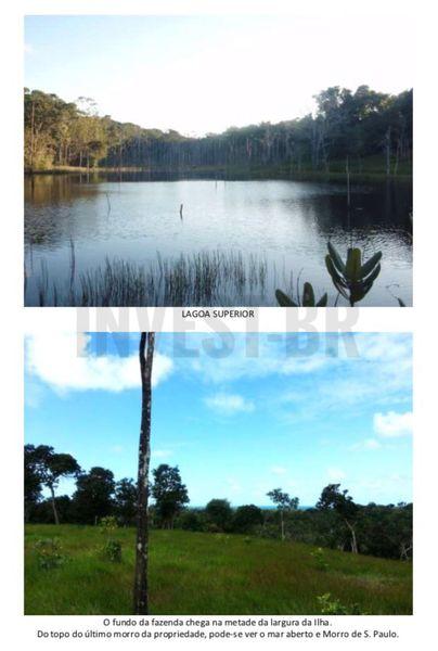 Fazenda em Itaparica, Bahia - BA91001 - 1