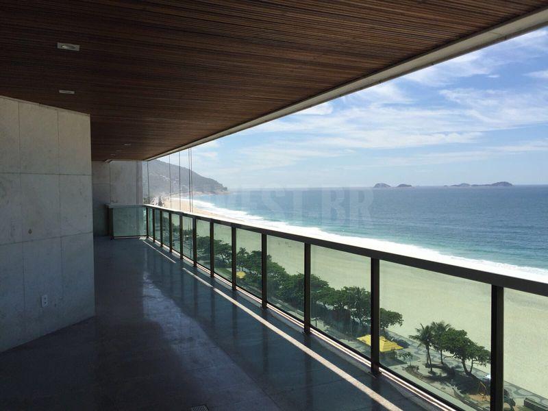 Apartamento em São Conrado, 5 quartos - RJ25001 - 7