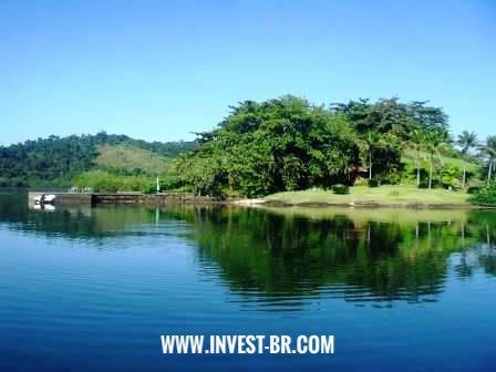 Ilha em Bracuí, Angra dos Reis - RJ81004 - 4