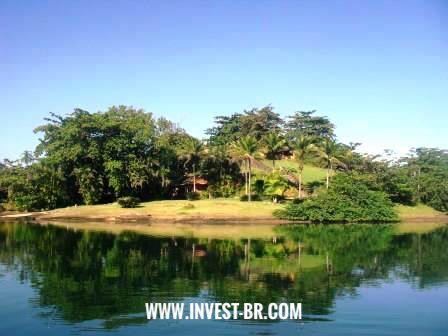 Ilha em Bracuí, Angra dos Reis - RJ81004 - 17