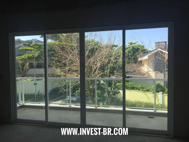 Casa em condomínio na Barra da Tijuca, 7 quartos - RJ47001 - 9