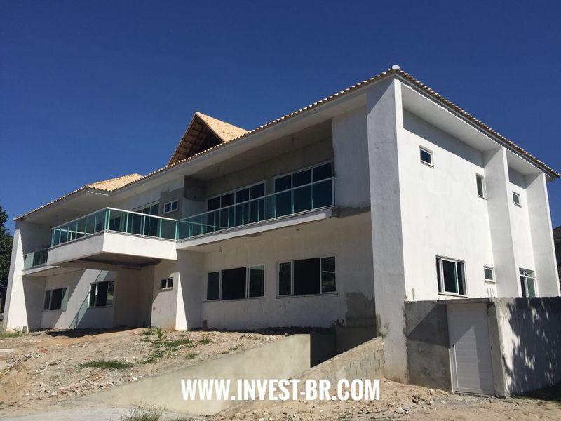 Casa em condomínio na Barra da Tijuca, 7 quartos - RJ47001 - 1