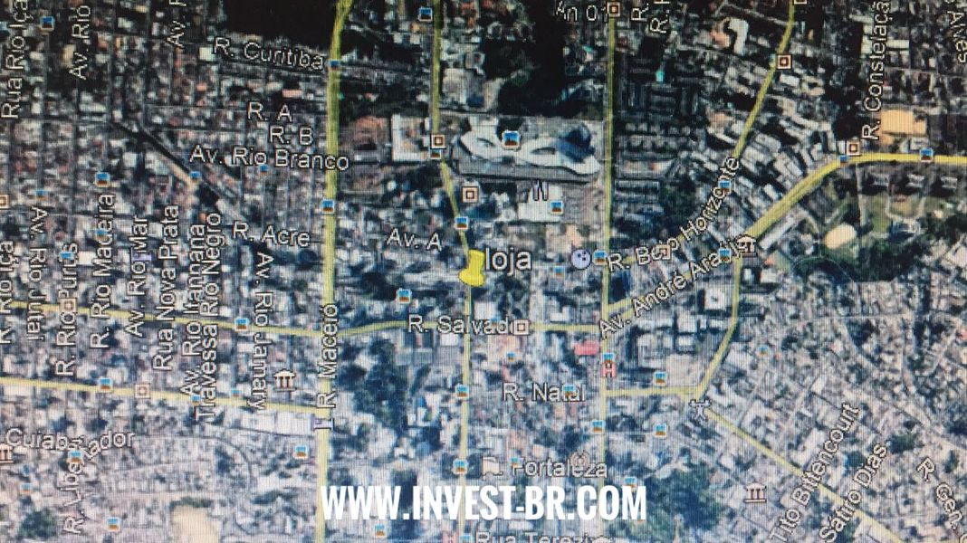 LOJA PARA LOCAÇÃO, ADRIANÓPOLIS, MANAUS, AM. - AM62001 - 22