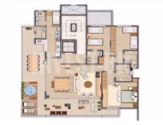 Cobertura em Eusébio, 3 quartos - CE33002 - 7