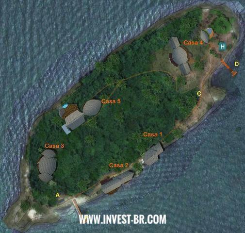 Ilha a venda, Mussulu, Angra dos Reis, Rio de Janeiro - RJ81005 - 17