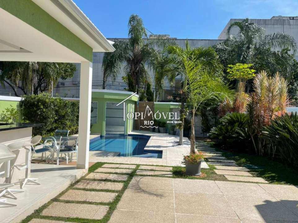 Casa em Condomínio 4 quartos à venda Rio de Janeiro,RJ - R$ 2.200.000 - RJ44007 - 7