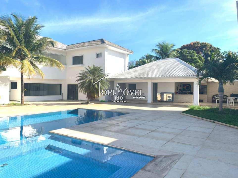 Casa em Condomínio para venda e aluguel Avenida das Américas,Rio de Janeiro,RJ - R$ 15.000.000 - RJ45020 - 1