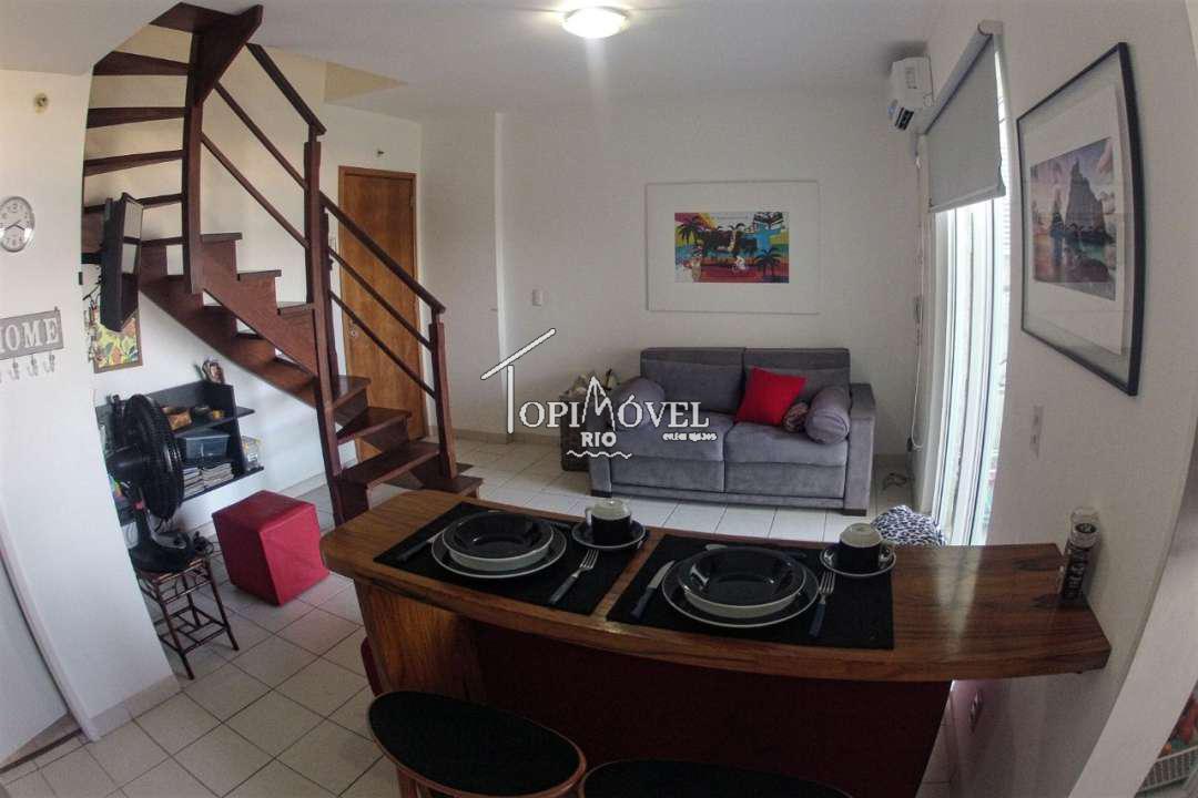 Apartamento À venda no recreio dos bandeirantes, Rio de Janeiro, RJ - R$ 876.000 - RJ22027 - 4