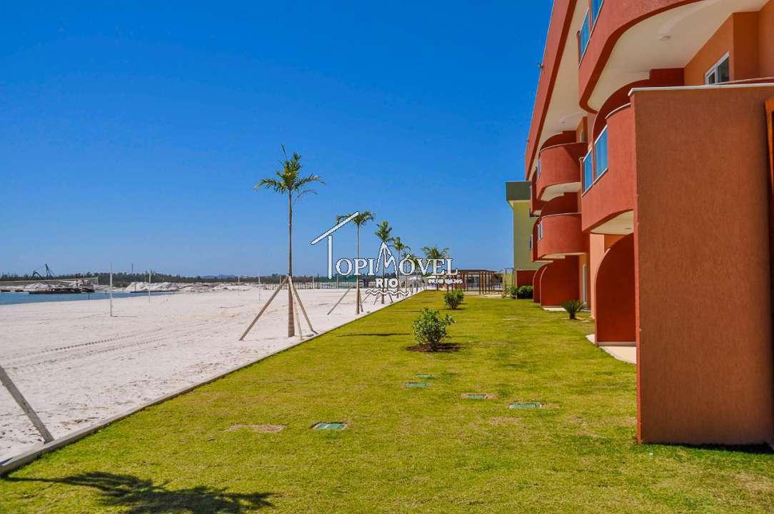 Apartamento à venda Av Roberto Silveira,Arraial do Cabo,RJ - R$ 531.000 - RJ22028 - 18