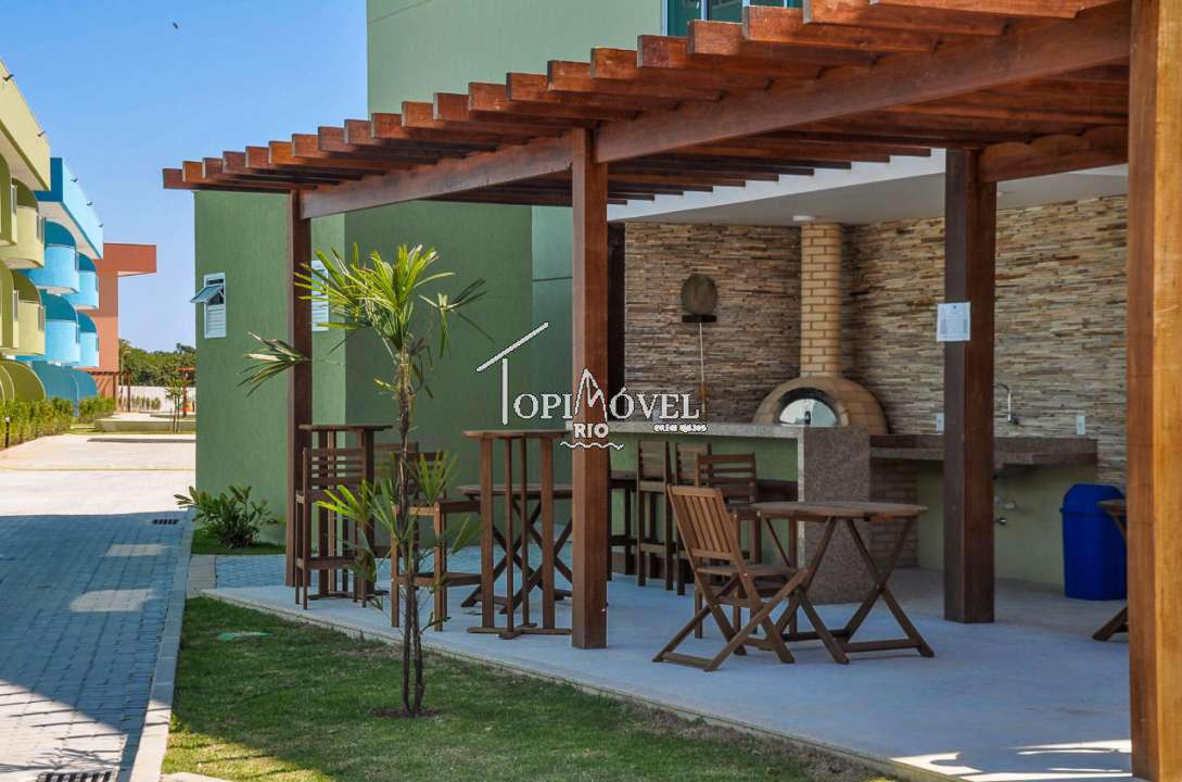 Apartamento à venda Av Roberto Silveira,Arraial do Cabo,RJ - R$ 531.000 - RJ22028 - 21