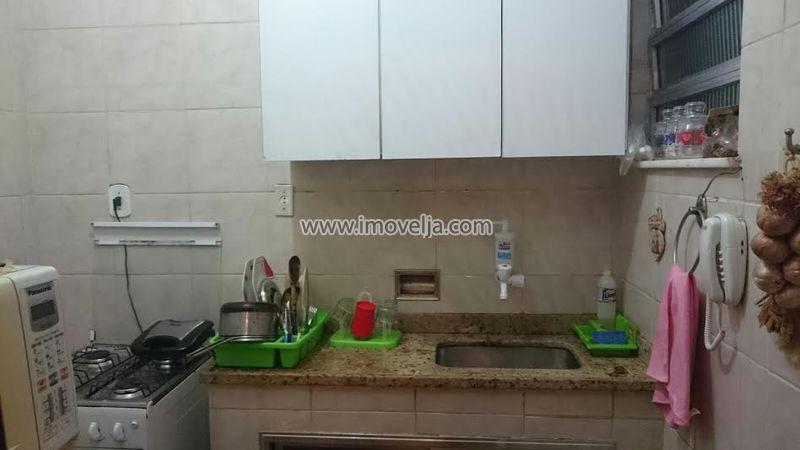 Imóvel de quarto e sala na Rua General Roca, Tijuca, Rio de Janeiro, RJ - 000351 - 9