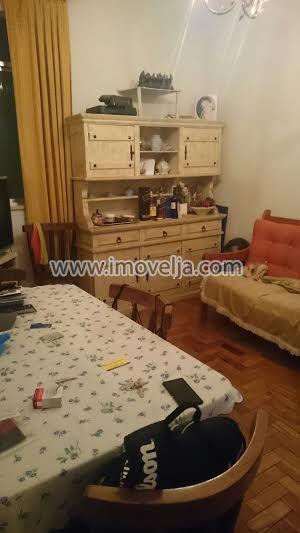 Imóvel de quarto e sala na Rua General Roca, Tijuca, Rio de Janeiro, RJ - 000351 - 2