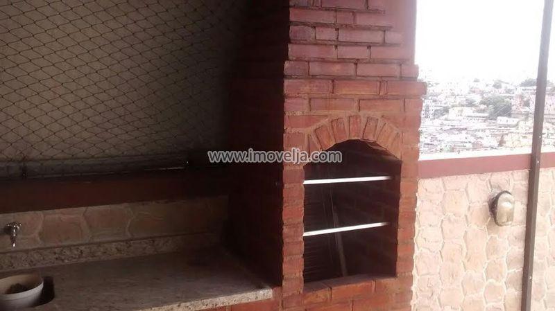 Cobertura duplex, 2 quartos, terraço, 1 vaga , 24 de Maio, Engenho Novo, Rio de Janeiro, RJ - 000365 - 2