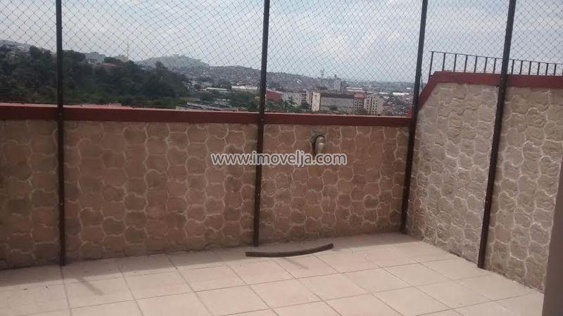 Cobertura duplex, 2 quartos, terraço, 1 vaga , 24 de Maio, Engenho Novo, Rio de Janeiro, RJ - 000365 - 4