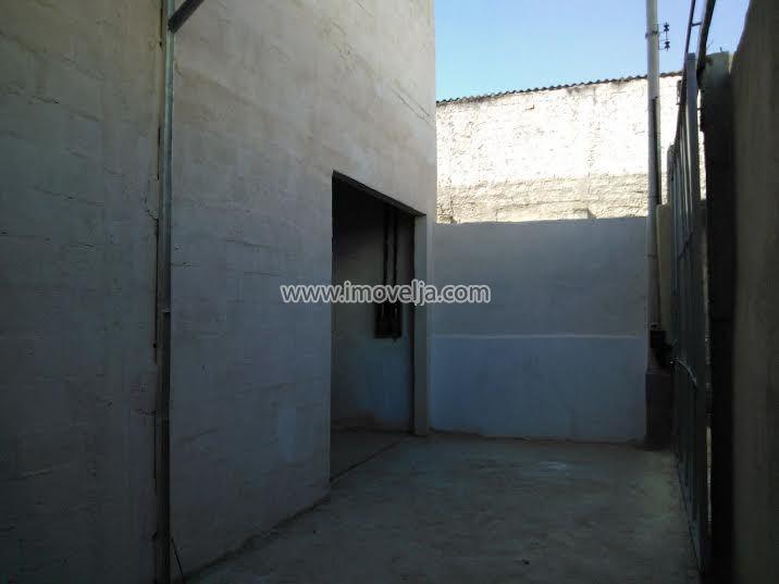Galpão com 640m² de área construída, reformado, Rua Cabuçu, Lins de Vasconcelos, Rio de Janeiro, RJ - 000373 - 5
