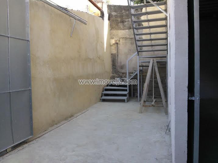 Galpão com 640m² de área construída, reformado, Rua Cabuçu, Lins de Vasconcelos, Rio de Janeiro, RJ - 000373 - 7