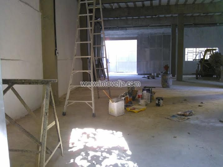 Galpão com 640m² de área construída, reformado, Rua Cabuçu, Lins de Vasconcelos, Rio de Janeiro, RJ - 000373 - 11