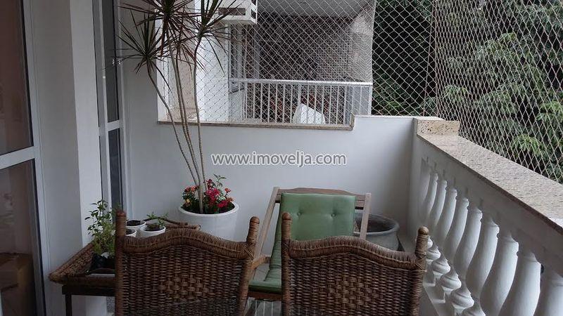 Imóvel, Apartamento 3 quartos, 2 suítes, 1 vaga, Rua Desembargador Burle, Humaitá, Rio de Janeiro, RJ - 000387 - 4