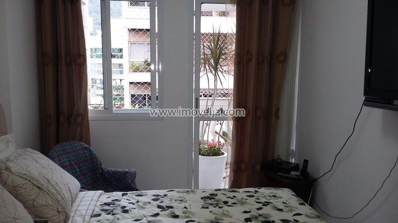 Imóvel, Apartamento 3 quartos, 2 suítes, 1 vaga, Rua Desembargador Burle, Humaitá, Rio de Janeiro, RJ - 000387 - 6