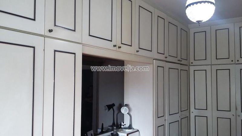 Imóvel, Apartamento 4 quartos, 1 suíte, 2 vagas, Rua Visc.Cabo Frio,Tijuca, Rio de Janeiro, RJ - 000390 - 8