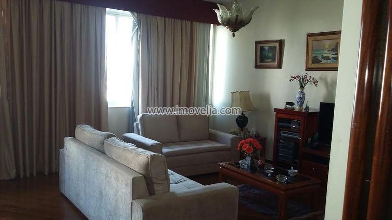 Imóvel, Apartamento 4 quartos, 1 suíte, 2 vagas, Rua Visc.Cabo Frio,Tijuca, Rio de Janeiro, RJ - 000390 - 3