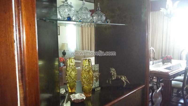 Imóvel, Apartamento 4 quartos, 1 suíte, 2 vagas, Rua Visc.Cabo Frio,Tijuca, Rio de Janeiro, RJ - 000390 - 4