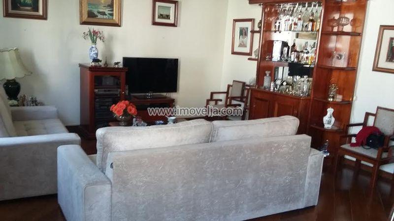 Imóvel, Apartamento 4 quartos, 1 suíte, 2 vagas, Rua Visc.Cabo Frio,Tijuca, Rio de Janeiro, RJ - 000390 - 1