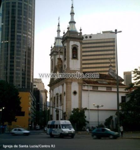 Quitinete no Centro, 40 m² - Rua Santa Luzia, Centro, Rio de Janeiro, RJ - 000394 - 1