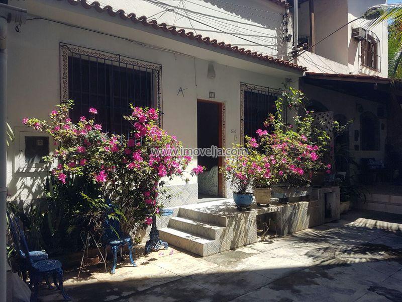 Casa de Vila - bucólica -Rua Maxwell - Colada Polo Gastronômico - 000455 - 1