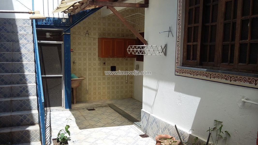 Casa de Vila - bucólica -Rua Maxwell - Colada Polo Gastronômico - 000455 - 7