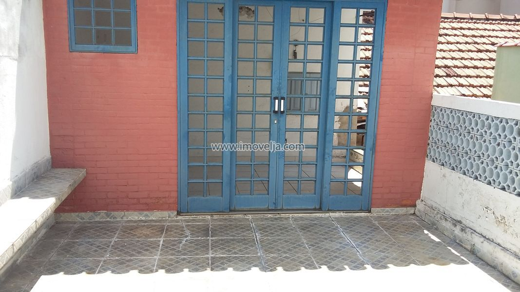 Casa de Vila - bucólica -Rua Maxwell - Colada Polo Gastronômico - 000455 - 20