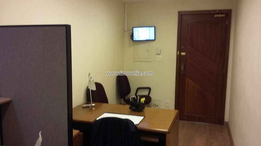 Conjunto de salas - Av. Rio Branco Centro Financeiro - 000463 - 4