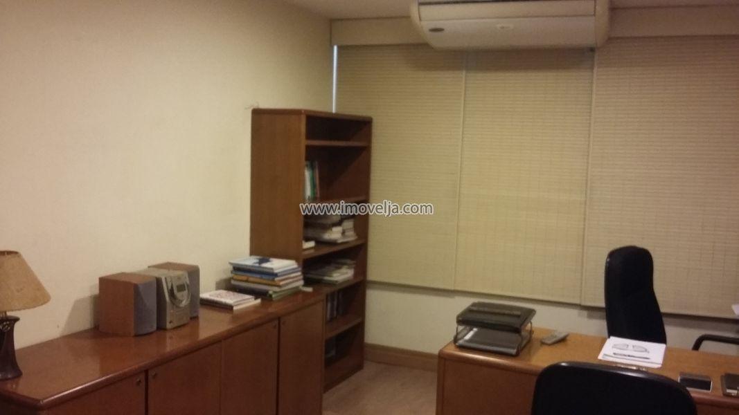 Conjunto de salas - Av. Rio Branco Centro Financeiro - 000463 - 1