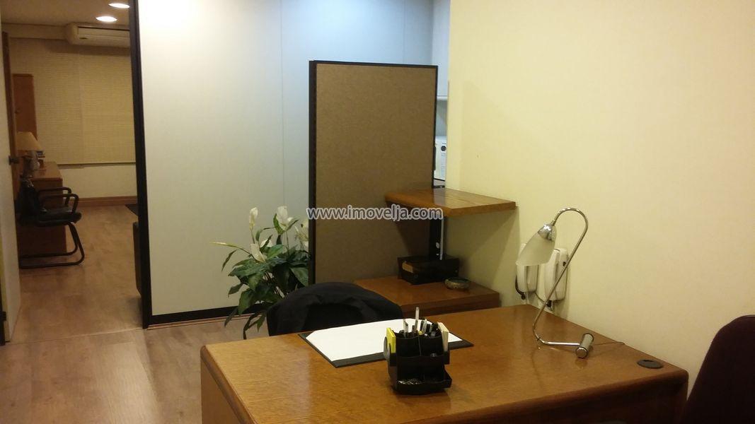 Conjunto de salas - Av. Rio Branco Centro Financeiro - 000463 - 5