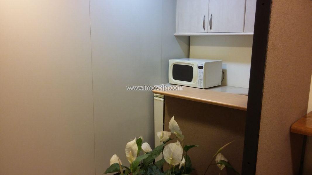 Conjunto de salas - Av. Rio Branco Centro Financeiro - 000463 - 7