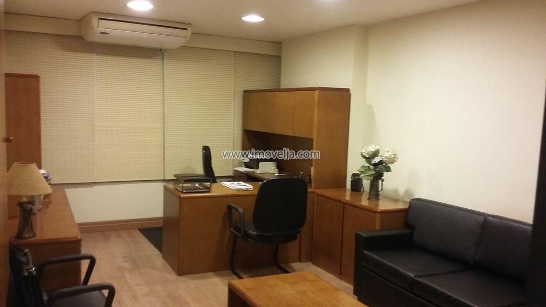 Conjunto de salas - Av. Rio Branco Centro Financeiro - 000463 - 3