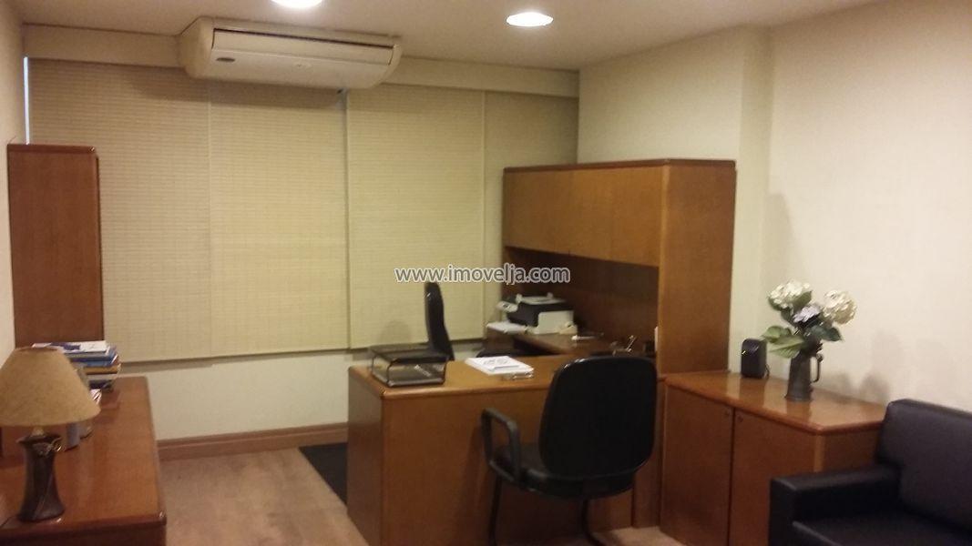 Conjunto de salas - Av. Rio Branco Centro Financeiro - 000463 - 6