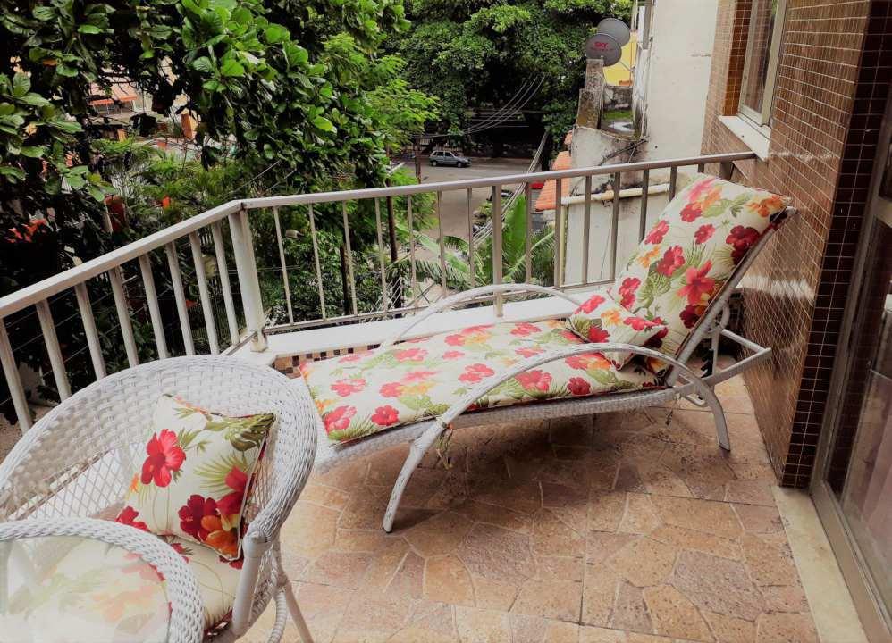 Apartamento À Venda - Grajaú - Rio de Janeiro - RJ - 000478 - 23