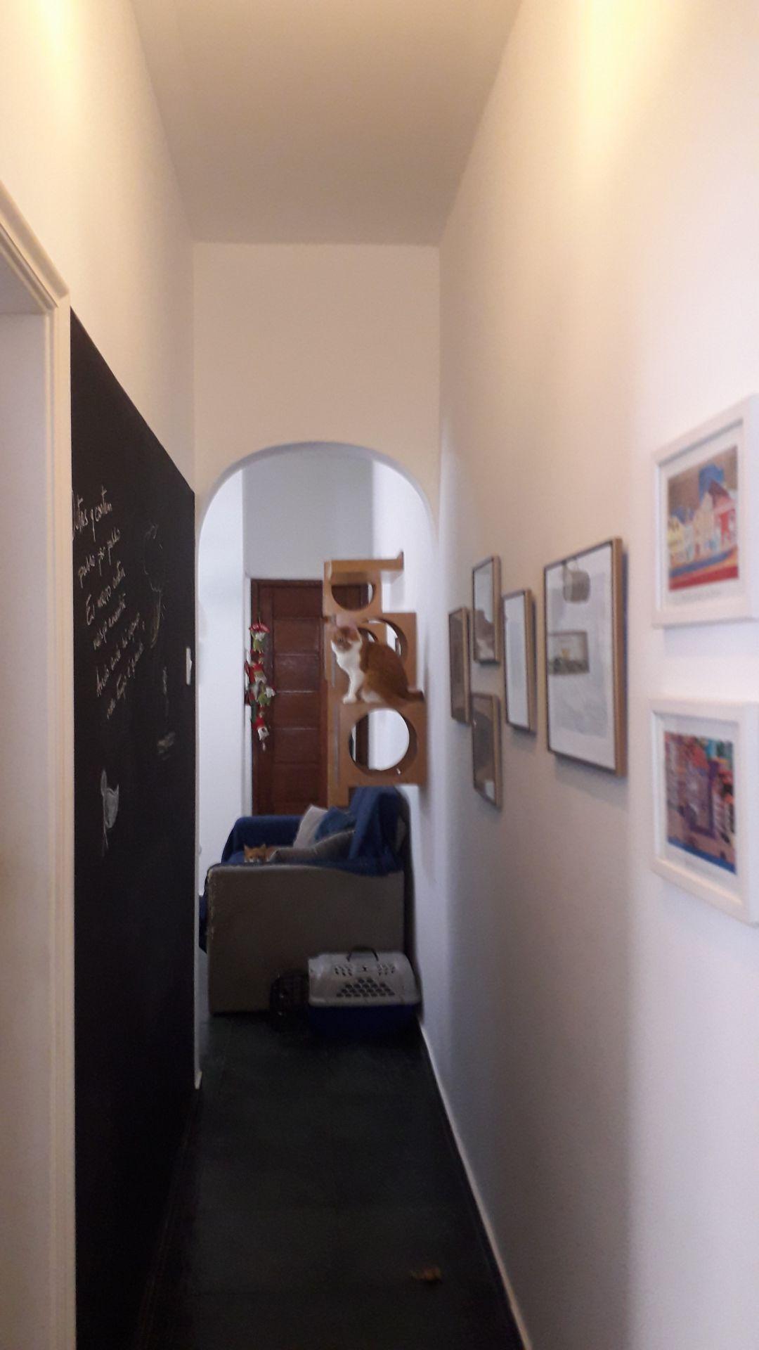 CIRCULAÇÃO - Apartamento Rua visconde de santa isabel,Grajaú, Grajaú,Rio de Janeiro, RJ À Venda, 2 Quartos, 59m² - 000484 - 17