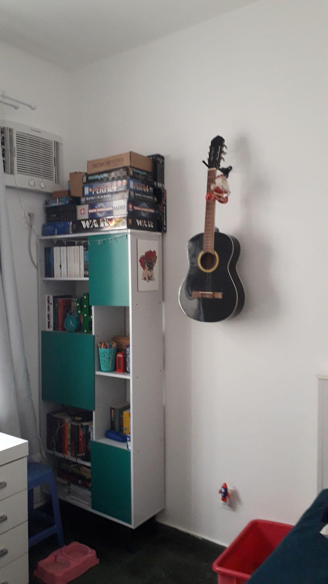 QUARTO 2 - Apartamento Rua visconde de santa isabel,Grajaú, Grajaú,Rio de Janeiro, RJ À Venda, 2 Quartos, 59m² - 000484 - 18