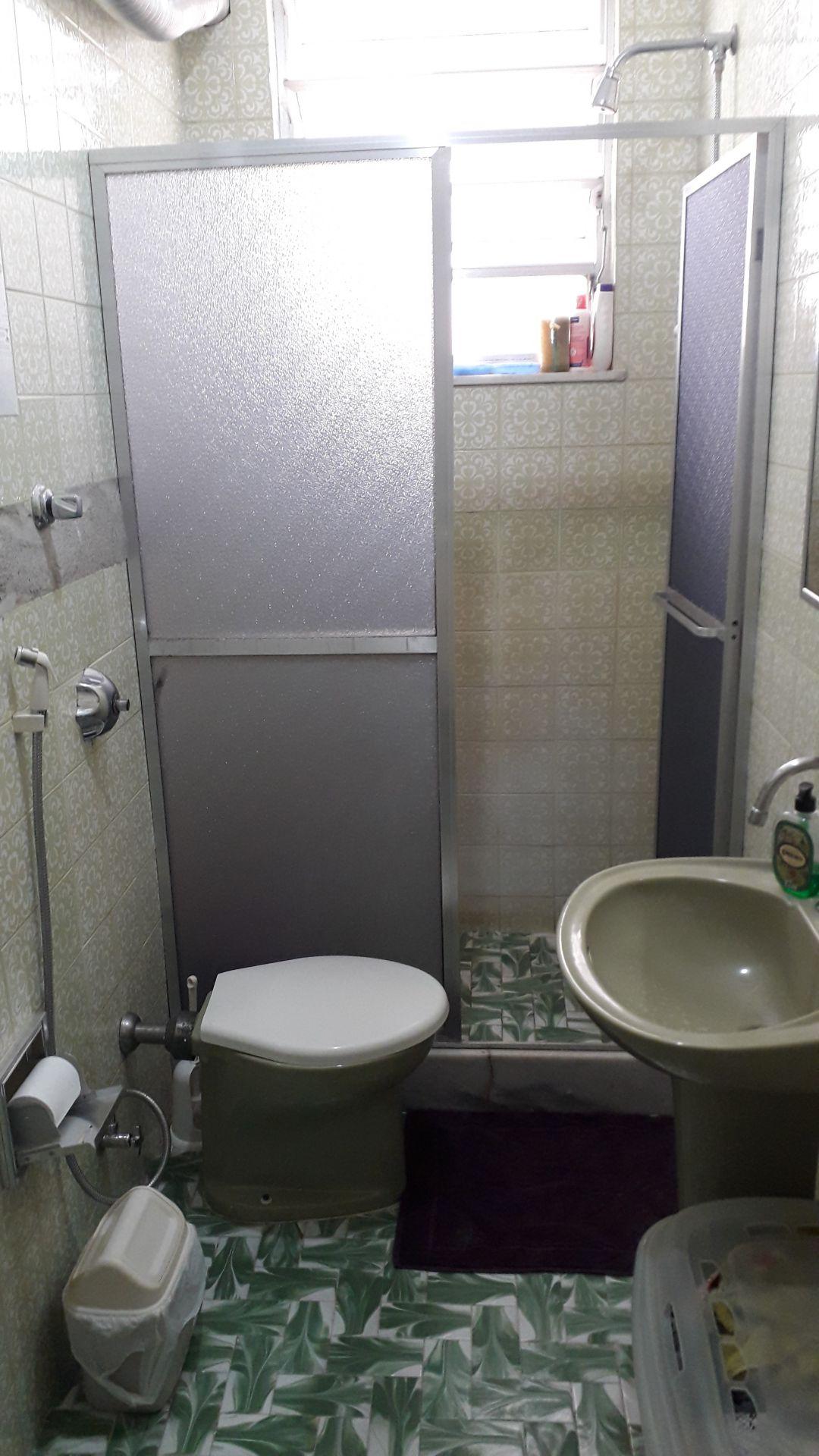 BANHEIRO - Apartamento Rua visconde de santa isabel,Grajaú, Grajaú,Rio de Janeiro, RJ À Venda, 2 Quartos, 59m² - 000484 - 19