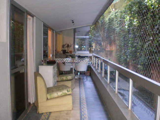 Imóvel Apartamento À VENDA, Leblon, Rio de Janeiro, RJ - Rua Timóteo da Costa - 000277 - 7