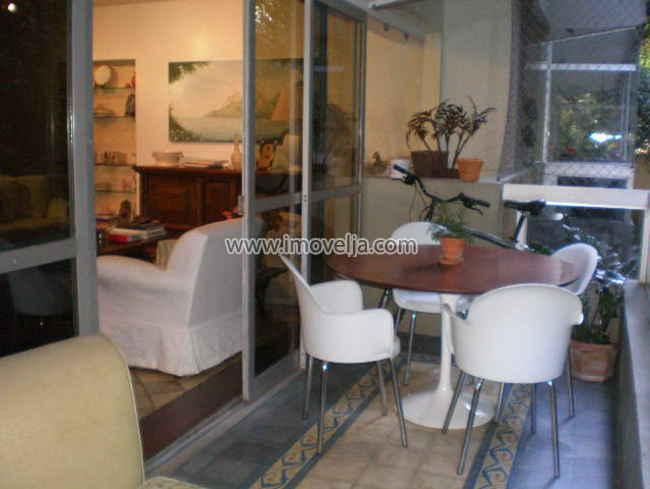 Imóvel Apartamento À VENDA, Leblon, Rio de Janeiro, RJ - Rua Timóteo da Costa - 000277 - 8