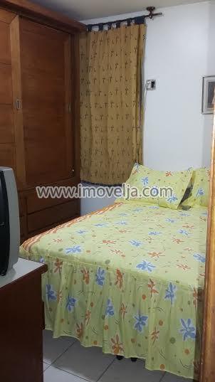 Imóvel Apartamento À VENDA, Catumbi, Rio de Janeiro, RJ - Pça Radialista Manoel de Nóbrega - 000326 - 5