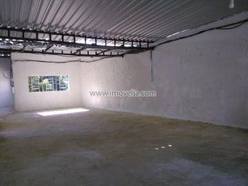 Galpão com 640m² de área construída, reformado, Rua Cabuçu, Lins de Vasconcelos, Rio de Janeiro, RJ - 000373 - 1