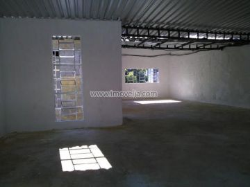 Galpão com 640m² de área construída, reformado, Rua Cabuçu, Lins de Vasconcelos, Rio de Janeiro, RJ - 000373 - 2